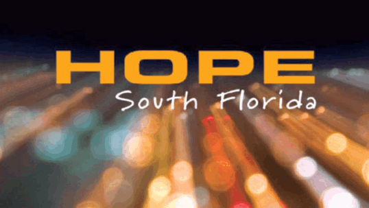 Visit Our Friends at Hope South Florida